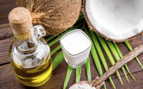 Trị viêm lỗ chân lông bằng tinh dầu dừa - Ảnh 6