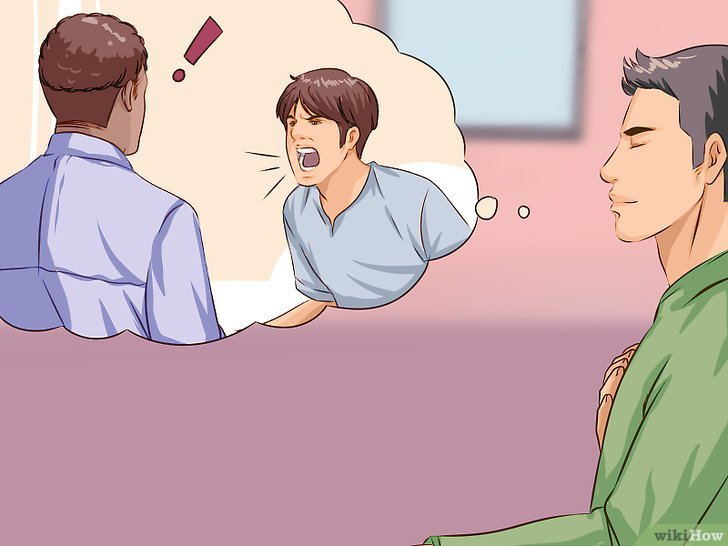 Tiêu đề ảnh Calm Down When You are Angry Step 2