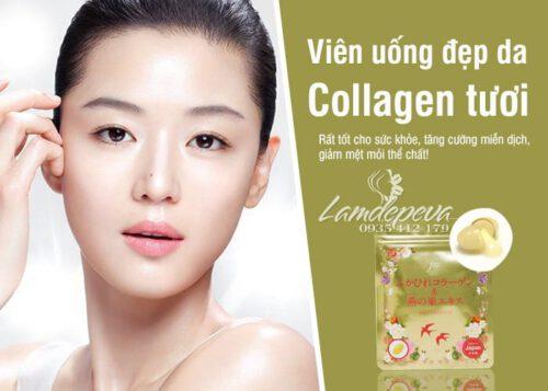 REVIEW collagen tươi của Nhật - Ảnh 6