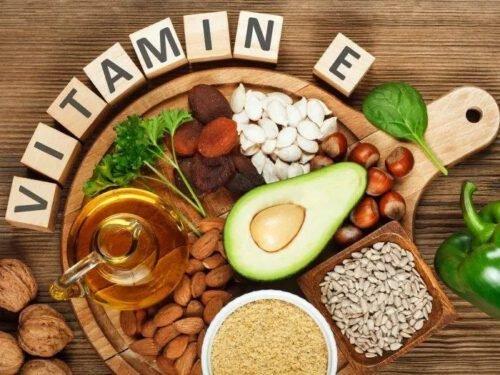 Vitamin E - Ảnh 7